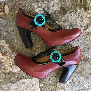 Fluevog Arbus Shoe